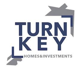 Turnkey Homes & Investments Logo