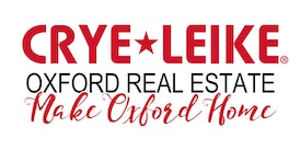 CRYE-LEIKE Oxford Real Estate Logo