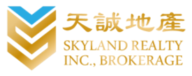 SKYLAND REALTY INC., BROKERAGE Logo