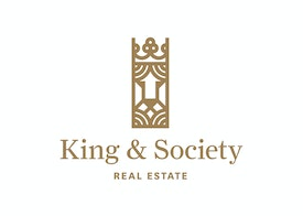 King & Society Real Estate Logo