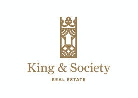 King & Society Real Estate Logo