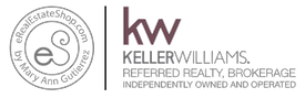 Keller Williams Referred Realty, Brokerage Logo