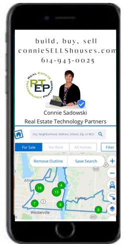 Real Estate Technology Partners Logo